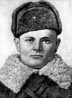 Борис Крайнов - командир группы разведчиков в/ч №9903, в состав которой входили Зоя Космодемьянская и Вера Волошина
