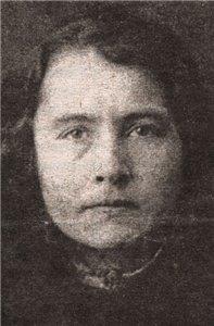 Александра Тимофеевна Чурикова - младшая сестра Любови Тимофеевны Космодемьянской.