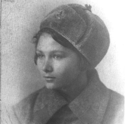 Лейли Азолина. Осень 1941 года.