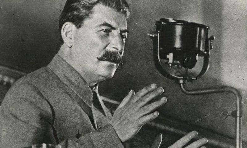 Выступление товарища Сталина по радио. 3 июля 1941 года.