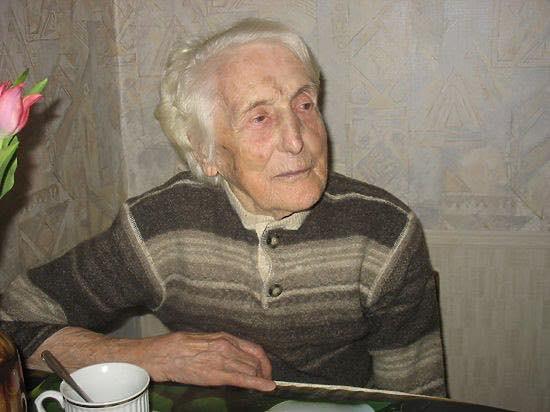 Маргарита Михайловна Паншина, 2015 год. Боец части №9903 в 1941-1942
