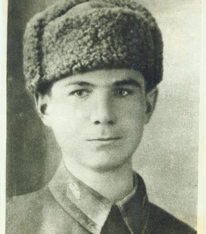 курсант Ульяновского училища