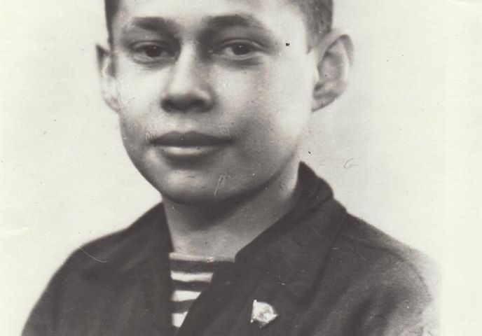 юный партизан