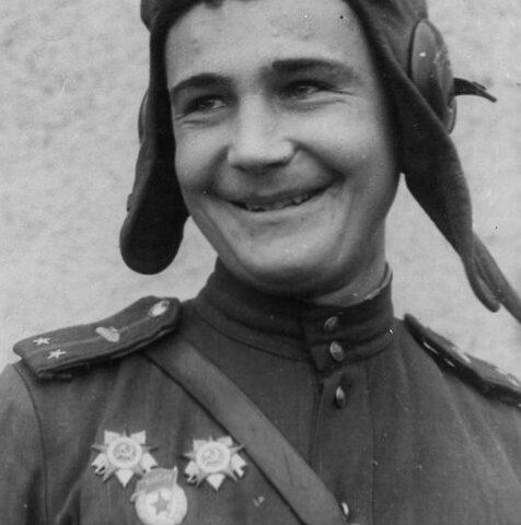 Александр Космодемьянский Восточная Пруссия 1945